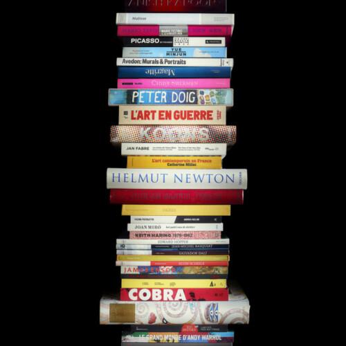 BOOOKS – Art contemporain 1
