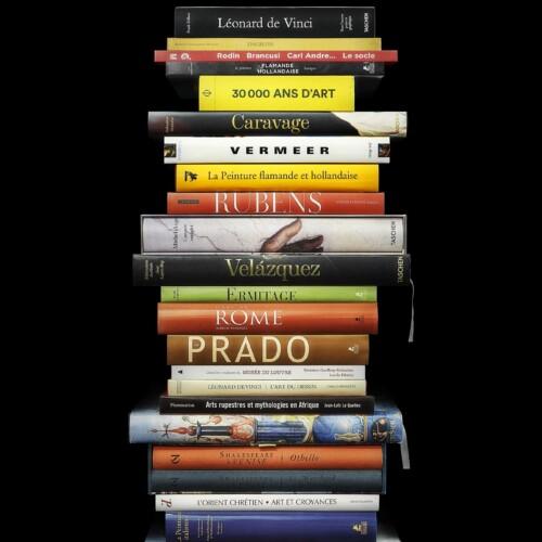 BOOOKS – Art classique