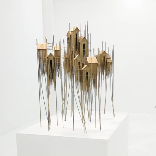 Dibujando esculturas